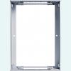 Surface-mounted mounting frame