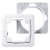 Sealing set IP 44 for socket outlets with hinged cover
