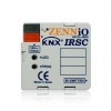 IRSC is a KNX infrared air conditioner controller able to manage more than 300 split and ducted models.